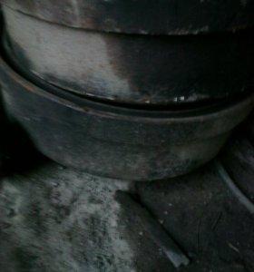 тормозные барабаны Газель