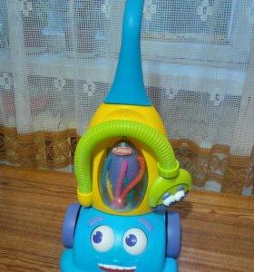 Пылесос говорящий Дасти, Playskool-Hasbro