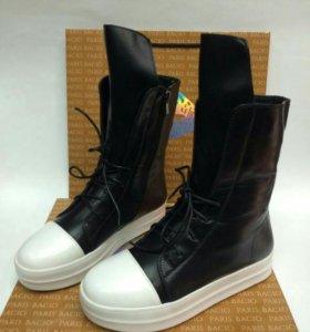 Риковенс ботинки