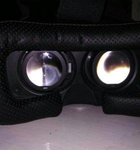 Очки виртуальной реальности для телефона(VR_BOX)