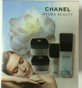 Набор кремов для лица Chanel Hydra Beauty из 4 кре