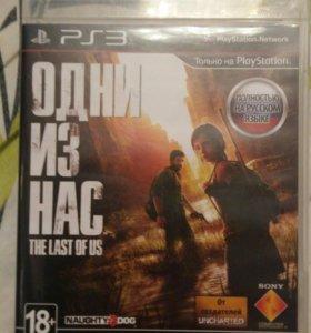 Игра на PS3 THE LAST OF US