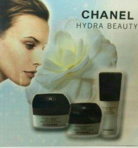 Набор кремов для лица Chanel Hydra Beauty из 3 кре