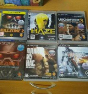 Игры для PS3 РАСПРОДАЖА
