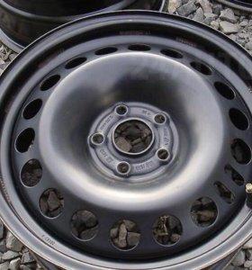 Диск колеса штампованный Chevrolet Cruz