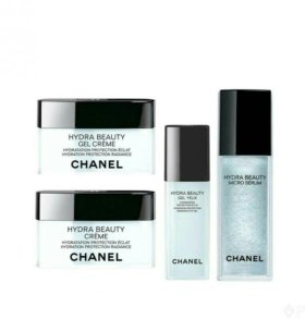 Набор кремов Chanel Hydra Beauty 4в1