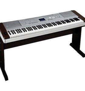 Цифровое пианино Yamaha dgx640