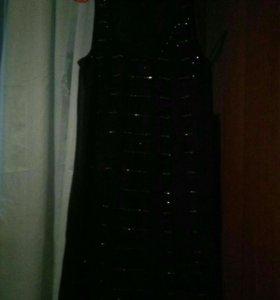 Платье шифоновое(xs)