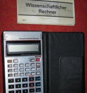 калькулятор импортный времён СССР