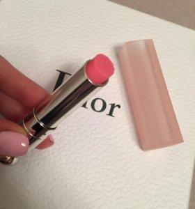 Сахарный скраб для губ Dior Lip sugar scrub