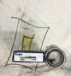 Передний ступичный подшипник на Mazda demio dw3w