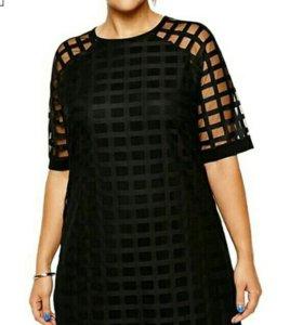 Новое платье (с биркой) 56-58 размера