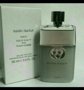 Парфюм GUCCI GUILTY EAU EDT 90ML