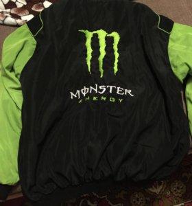 Ветровка Monster energy