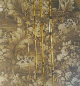 Удочка бамбуковая.