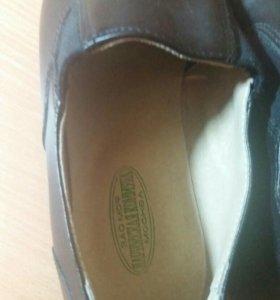 Туфли нат кожа р-41
