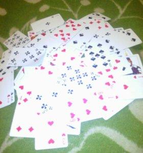 Игральные карточки