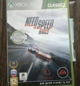 Игра Need for speed rivals на xbox 360