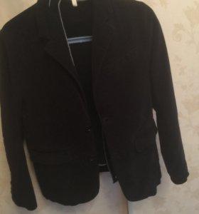 Пиджак вельветовые