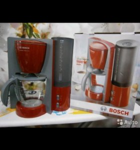 """Кофеварка """"Bosch"""" - НОВАЯ !!!!"""