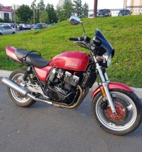 Срочно! Suzuki gsx 400 impulse (54 л.с.) 1997 г.