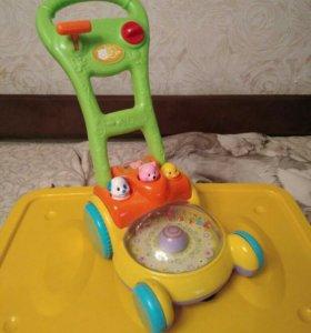 Газонокосилка-ходунки Plago