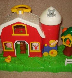 музыкальная ферма kiddieland