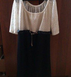 Новое платье(46-48рр)