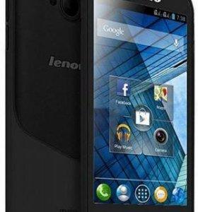 "4.5"" 4 ядра Lenovo IdeaPhone A706 4 ГБ черный"