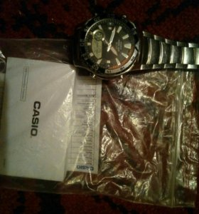 Casio marine gear wr 100m