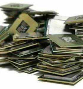 Процессоры Pentium 3,4