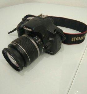 Canon EOS 500D 18-55 kit
