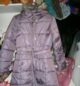 Пальто зимнее на подростка