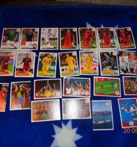 Спортивные карточки