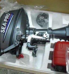 Мотор Sea-pro 9,9