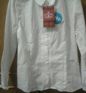 Блузка для девочки 134 рост