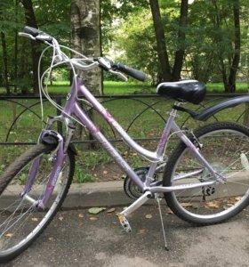 Женский велосипед Stels Miss 9100 2013