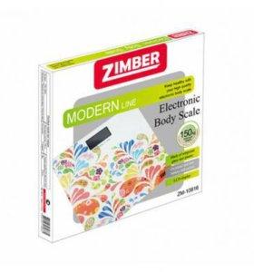 Напольные электронные весы ZIMBER