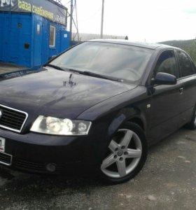 Audi a4(b6) Quattro