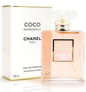 Духи coco mademoiselle Chanel