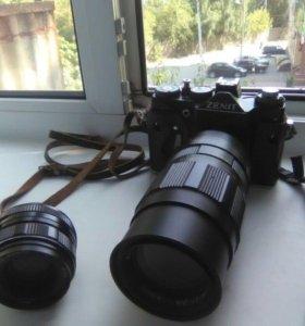 """Продам плёночный фотоаппарат """"зенит"""""""