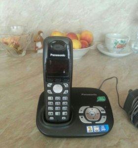 Радиотелефон Panasonic DECT KX-TG8021RU