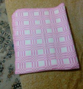Одеяло(розовое)