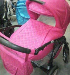 Новая коляска 2 в 1 . Marimex tobi.