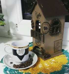 """Чайный домик """"кофе"""""""