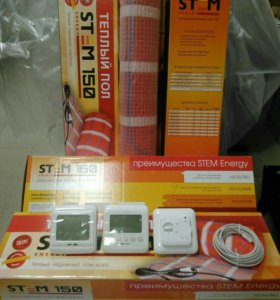 Теплый пол и терморегуляторы