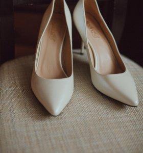 Туфли женские, свадебные