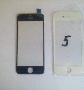 Стекло дисплея iPhone 5,5S,5SE,5C