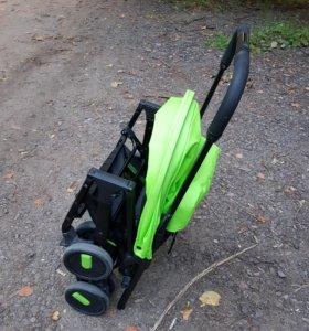 Австрийская коляска Superfold