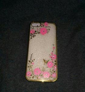 Чехол для iphone 5s новый